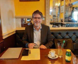 Frédéric Vergez, Président de comité départemental de l'Isère - du MRC et de la GRS - © Sébastien Riglet - Place Gre'net