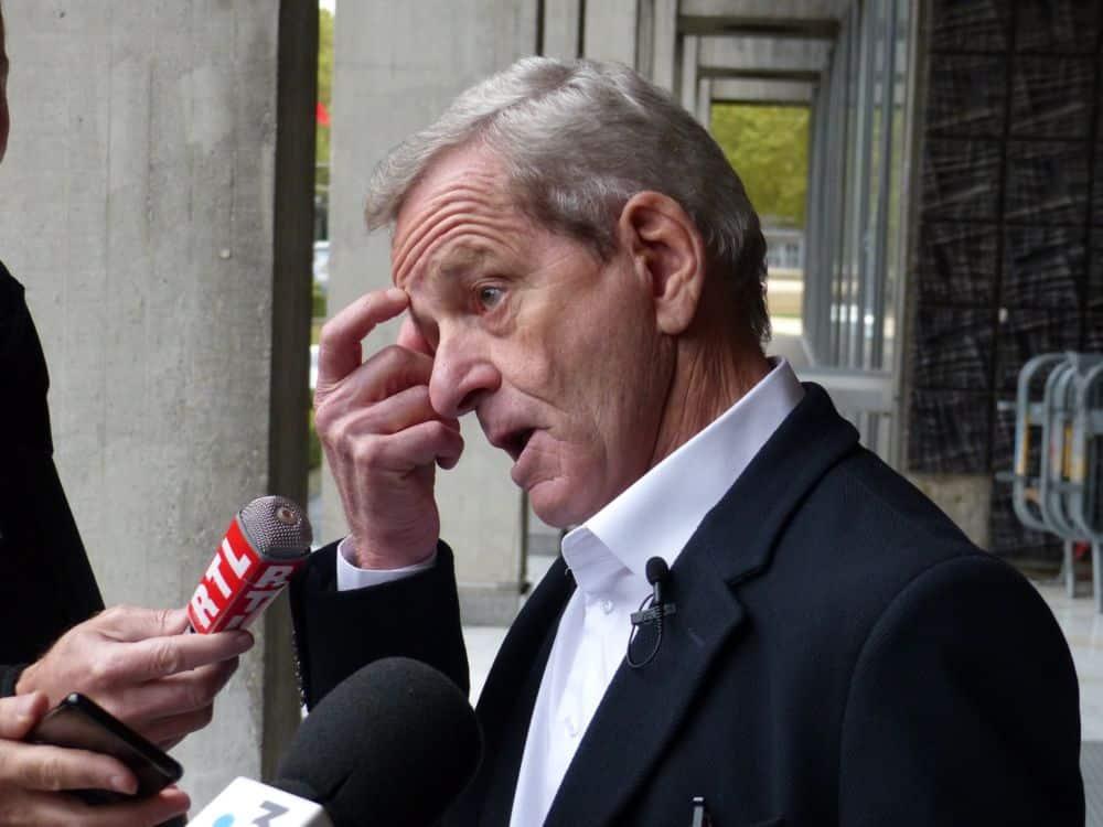 Pour Alain Carignon, la candidature de Grenoble est un « coup de com' » © Florent Mathieu - Place Gre'net