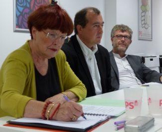 Le choix des militants grenoblois et du PS de l'Isère de soutenir le collectif d'Olivier Noblecourt fait courir le risque d'une implosion du parti.