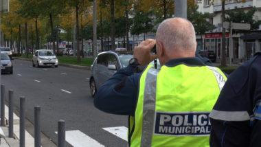 La Ville de Grenoble prône la vidéo-verbalisation les violences routières. © Joël Kermabon - Place Gre'net