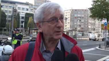 Jacques Wiart, conseiller municipal délégué aux déplacements et à la logistique urbaine se dit favorable à la vidéo-verbalisation. © Joël Kermabon - Place Gre'net