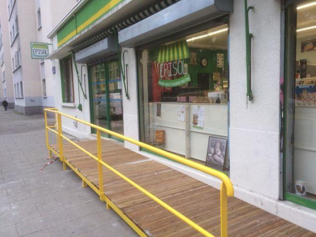 L'épicerie solidaire Épisol fait partie du réseau Calisoli © Épisol