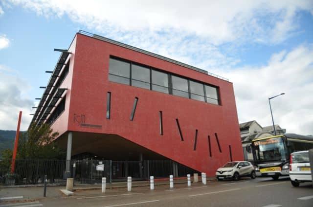 IRFSS (Institut Saint-Martin) de la Croix-Rouge à Grenoble refait à neuf © Paul Turenne - Place Gre'net