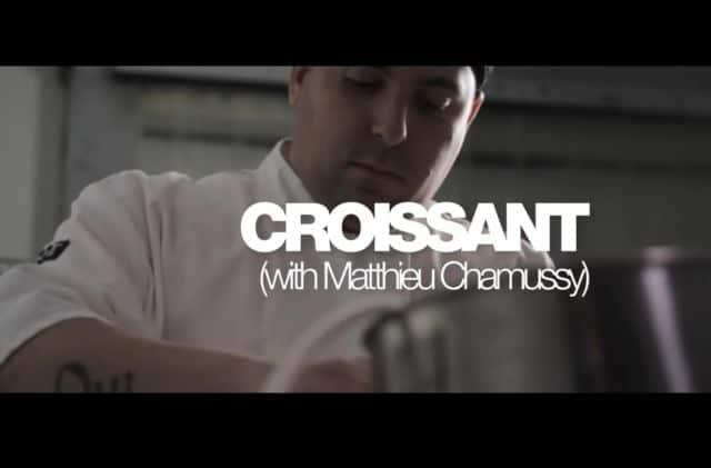 """Loin de la cuisine politique grenobloise, c'est un autre """"Matthieu Chamussy"""" qui se distingue derrière les fourneaux sur YouTube. - Capture d'écran"""