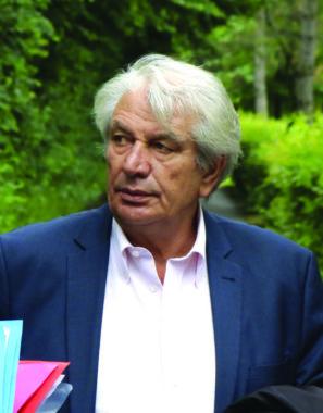 Renzo Sulli, maire d'Echirolles. @ Ville d'Echirolles