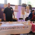 UNE Hakim porteur du projet Cuisine du coeur, lauréat du budget participatif 2019 © Séverine Cattiaux - Place Gre'net