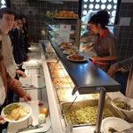 UNE Restaurant Intermezzo, Resto U sur le campus de Saint Martin d'Hères, vendredi 11 octobre 2019 © Séverine Cattiaux - Place Gre'net