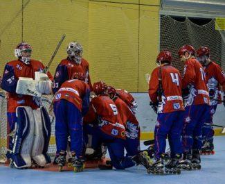 L'équipe des Yeti's de Grenoble lors de la saison 2017-2018. © Archive Flojo