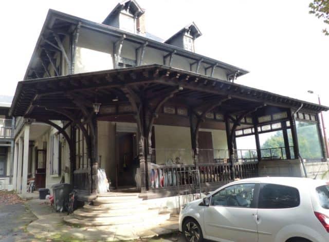 La Villa Clément, 4 Quai des Allobroges à Grenoble © Florent Mathieu - Place Gre'net