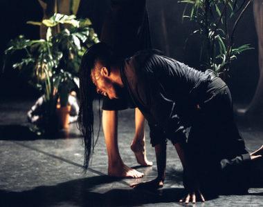 Le concours de danse contemporaine Podium revient les 29 et 30 novembre à La Rampe.IU AN MI, de Lali Ayguadé © Edu Perez