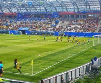 Le Stade des Alpes, théâtre de la Coupe du Monde féminine de football en juin 2019