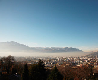 La qualité de l'air préoccupe de plus en plus en Auvergne-Rhône-Alpes, selon une enquête d'Atmo