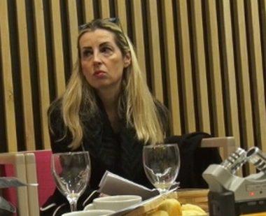 Nathalie Béranger fait son retour sur les bancs de l'opposition à Grenoble.