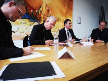 Les diocèses de la Drôme, de l'Isère et des Hautes-Alpes ont signé un protocole avec la justice visant à lutter contre les abus sexuels au sein de l'Église © Joël Kermabon - Place Gre'net