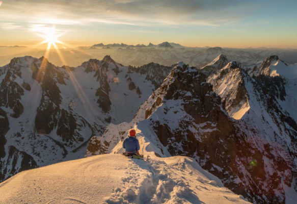 © Pierre Chauffour - Rencontres ciné montagne