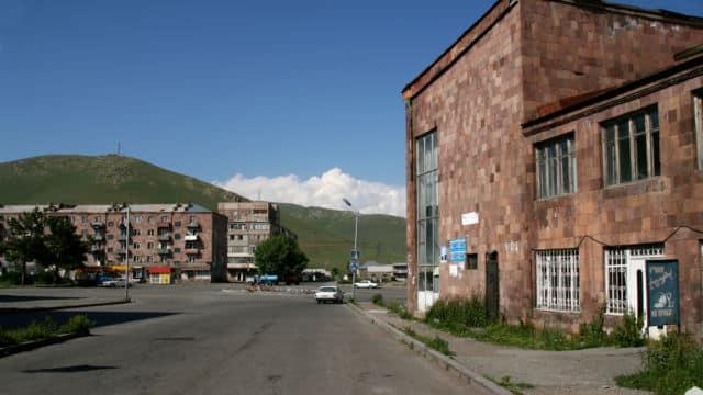 La commune de Sevan. DR