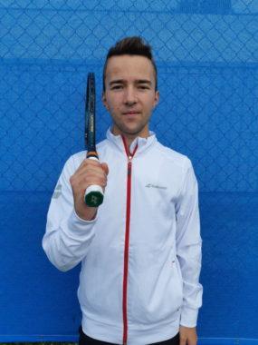 Simon Reveniau. © Guc Tennis