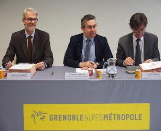 Le Plan Air Energie Climat métropolitain 2020-2030 vise à réduire les émissions d'oxydes d'azote de 70% et des particules fines de 60% à l'horizon 2030. © Augustin Bordet -placegrenet.fr
