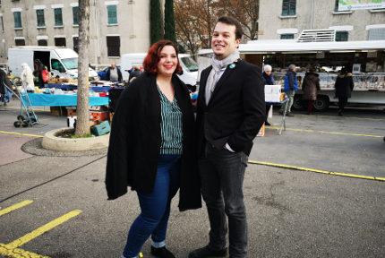 La militante France insoumise et élue de Grenoble Sonia Yassia dénonce dans une lettre interne la procédure de désignation des candidats FI grenoblois.