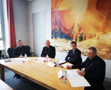 Les diocèses de la Drôme, de l'Isère et des Hautes-Alpes ont signé un protocole avec la justice visant à lutter contre les abus sexuels au sein de l'Église © Joël Kermabon - Place Grenet