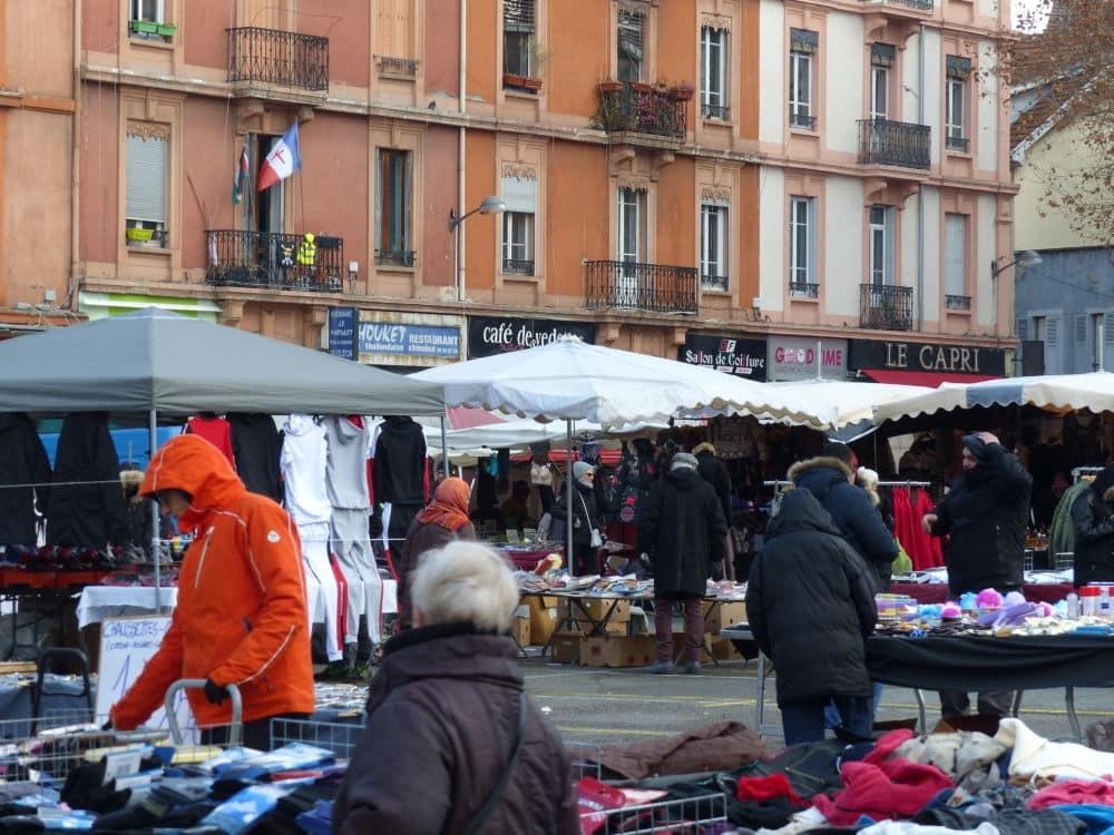 Automne des marchés
