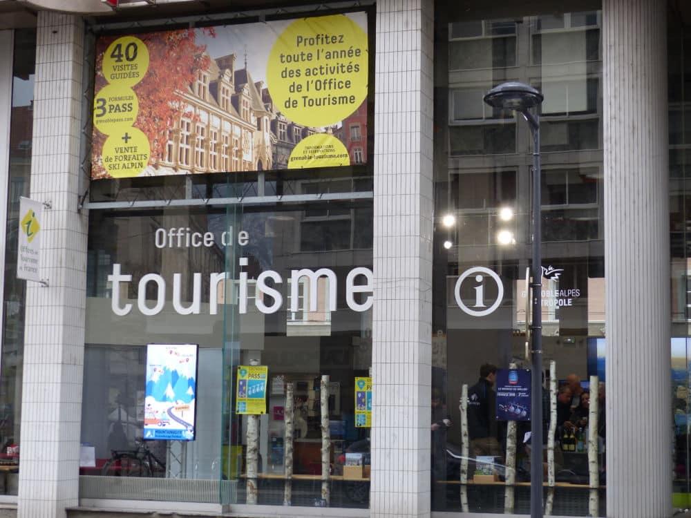 Office de Tourisme Grenoble-Alpes Métropole ©Leo Graff - Place Gre'net