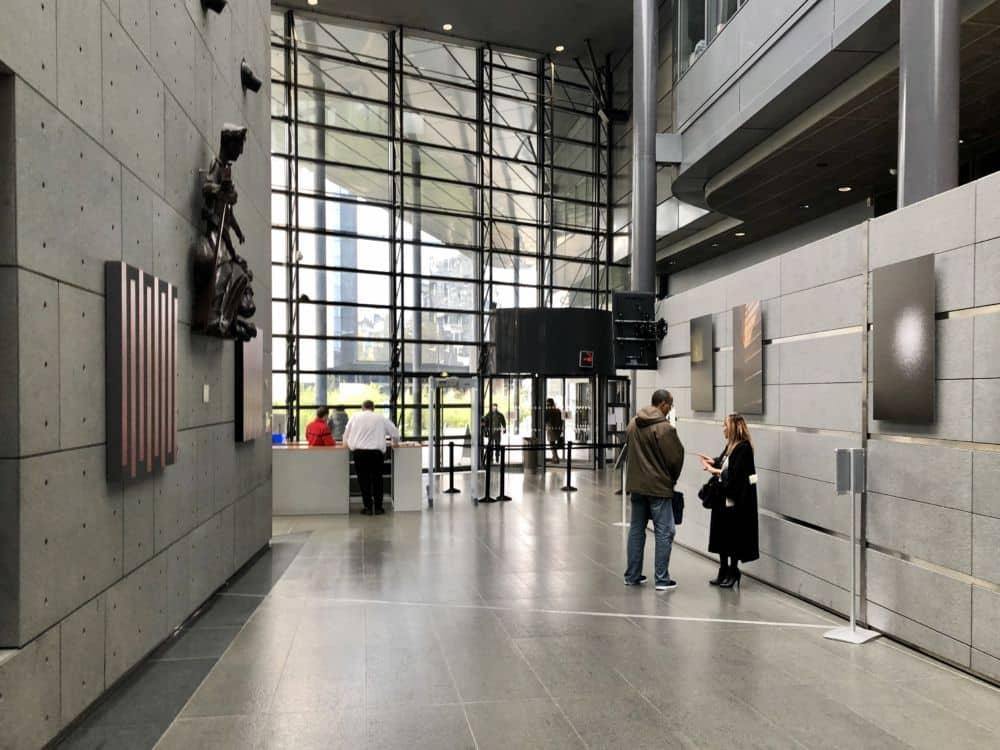 Palais de justice de Grenoble. © Manon Heckmann - Place Gre'net