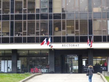 Rectorat Grenoble. @Leo Graff - Placegrenet.fr