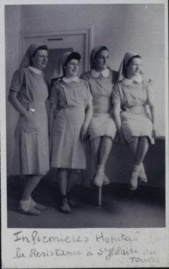 """L'exposition """"Femmes des années 40"""" du Musée de la Résistance et de la Déportation porte un éclairage nouveau sur la période de la Seconde Guerre mondiale"""