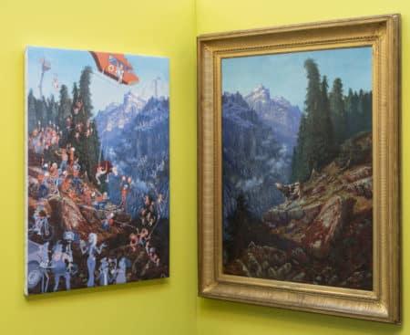 Buche-Gustave Doré ©Jean-Marc Blache pour le Fonds Glénat