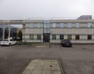 Le centre des finances publiques d'Echirolles devrait fermer dans les prochaines années. © Thomas Courtade - Place Gre'net