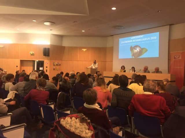 Lancement du Calendrier interreligieux 2020 à la Maison du tourisme de Grenoble © Association Coexister - Facebook