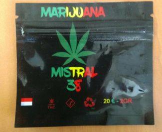 Quatre trafiquants présumés seront jugés suite à la saisie de milliers de sachets plastique destinés aux acheteurs de cannabis dans le quartier Mistral.