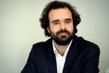 Jérôme Dutroncy, vice-président de la métropole délégué à l'environnement et membre d'Oser à Fontaine. © Raphaëlle Denis - Place Gre'net