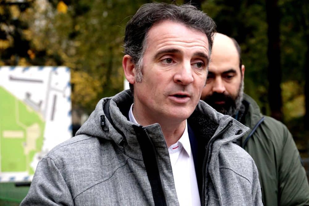 Le maire de Grenoble Éric Piolle est renvoyé en correctionnelle le 1er mars 2022 © Raphaëlle Denis - Place Gre'net