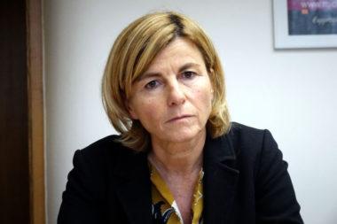 Frédérique Puissat, sénatrice (LR) de l'Isère. © Raphaëlle Denis - Place Gre'net