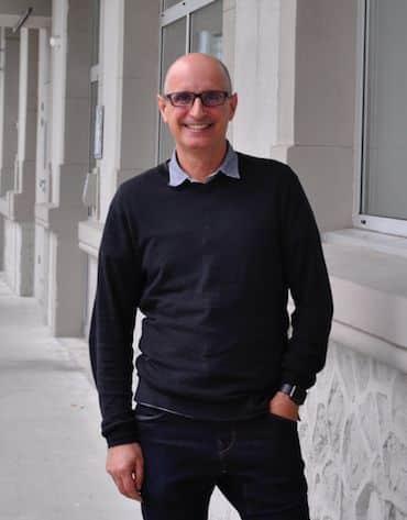 Laurent Blanchoin, médaille d'argent 2019 © CNRS Alpes