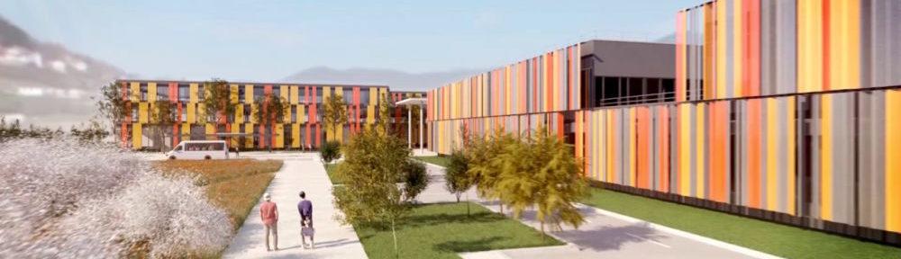 L'hôpital de Voiron déménage progressivement ses services vers son nouveau site jusqu'au 13 septembre