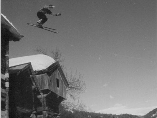 Sondre Norheim dans Une histoire du ski