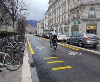 UNE Bordure du Cours Lafontaine, décembre 2019 © Séverine Cattiaux - placegrenet.fr
