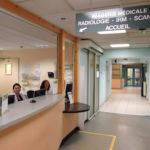 Service d'imagerie médicale et de radiologie de l'hôpital de Voiron. DR