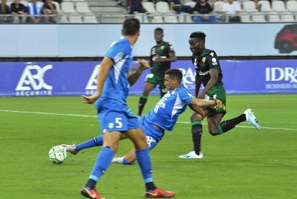 GF38 : report du match contre Nancy après 19 cas de Covid © Laurent Genin