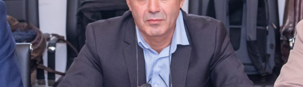 Yassine Lakhnech, directeur exécutif de l'Idex Université Grenoble Alpes. © Soochow University