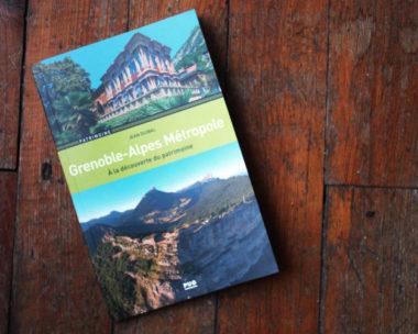 La métropole de Grenoble sort un livre de présentation de son patrimoine historique. Au programme: 145 sites répartis sur les 49 communes de la Métro.