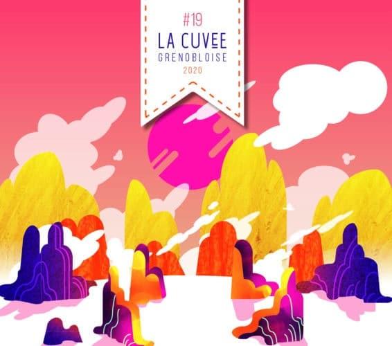 Pochette de la Cuvée grenobloise 2020 © Retour de scène