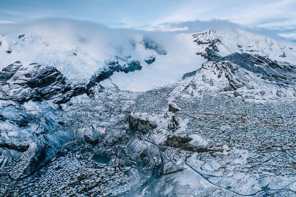 La Rinconada. © Tom Bouyer - Expédition 5300