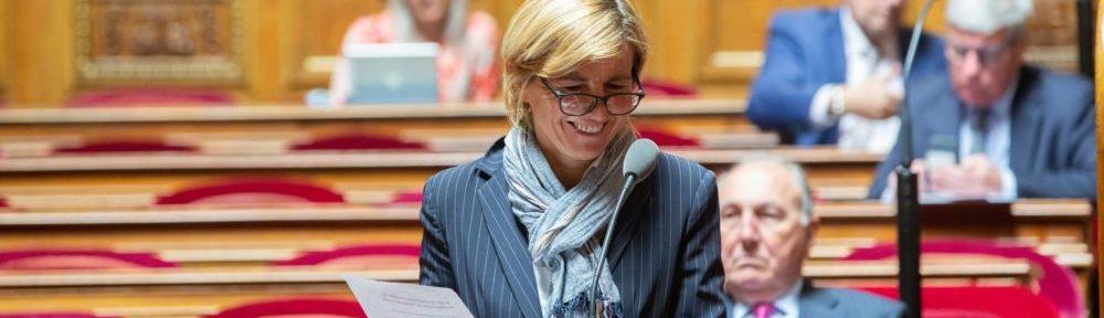 Frédérique Puissat livre les conclusions du rapport sénatorial sur la précarisation et la paupérisation