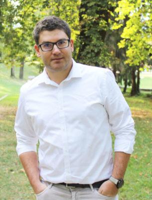 Le candidat fontainois du MoDem, Franck Longo.
