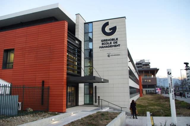 Le nouveau campus GEM Lab est implanté sur la presque-île e et a couté 19 millions d'euros. © Anissa Duport-Levanti