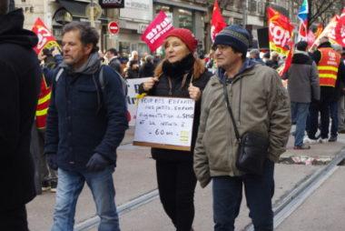 Au coeur des préoccupation des manifestants : l'avenir des générations futures. © Anissa Duport-Levanti